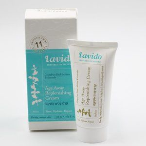 BNIB Lavido Age Away Replenishing Cream